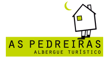 Die Herberge As Pedreiras in Vilalba Logo